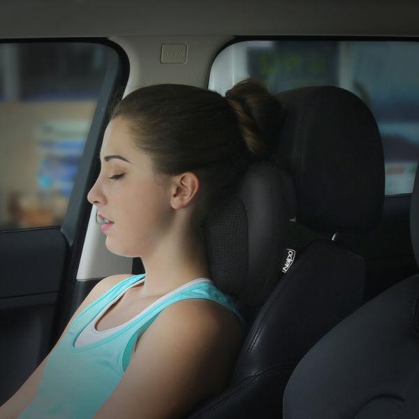 Autositz mit Massagekissen